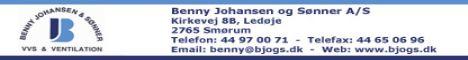 Benny Johansen & Sønner