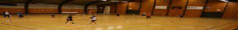 Træning Spil Badminton