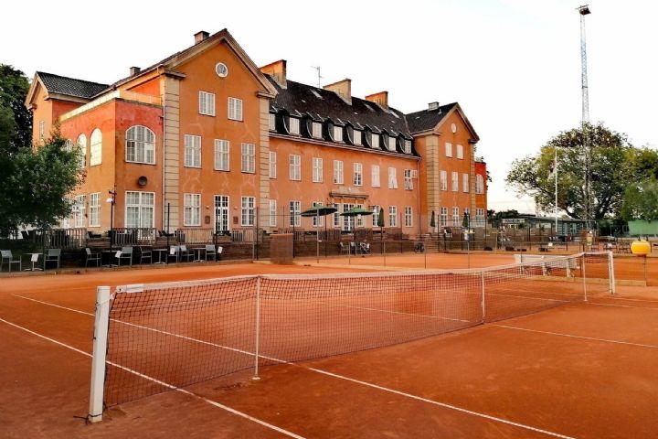 Billede til Bliv tennismedlem