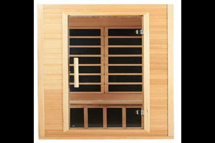 Billede til Infrarød Sauna