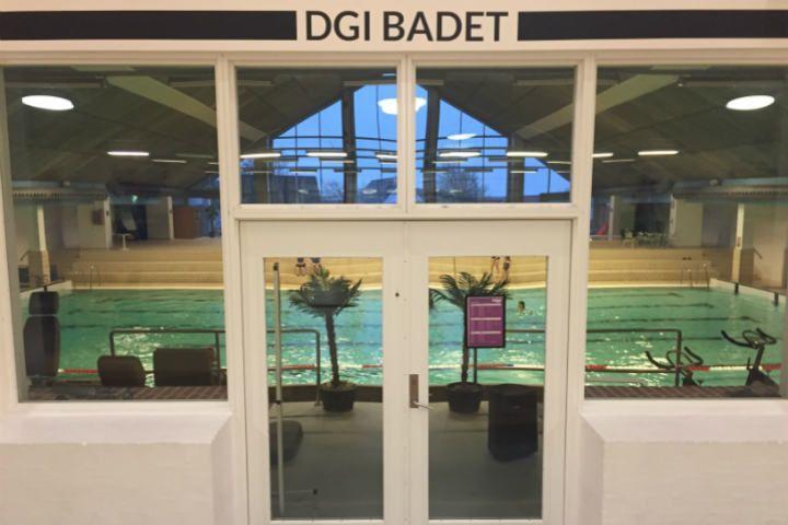 Billede til DGI Badet