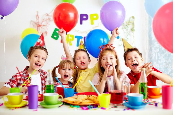Billede til Børnefødselsdag