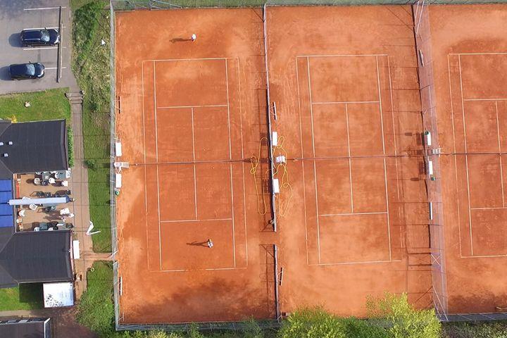 Billede til Fredensborg Tennisklub