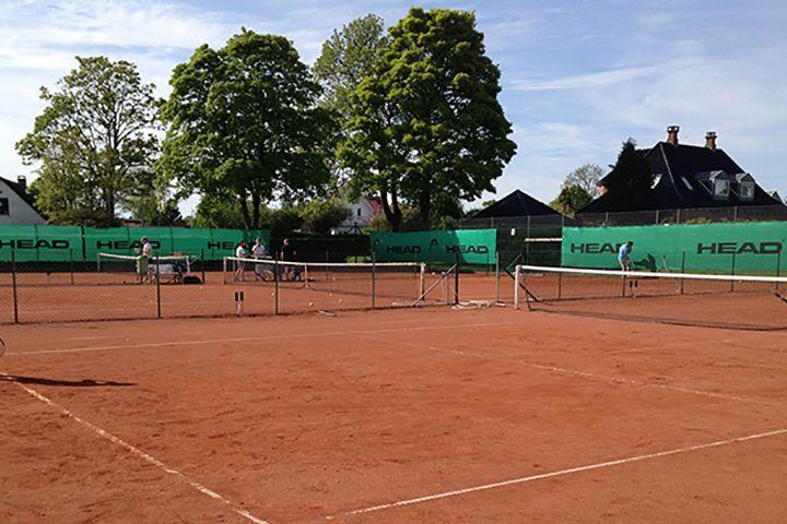 Billede til Humlebæk Tennisklub
