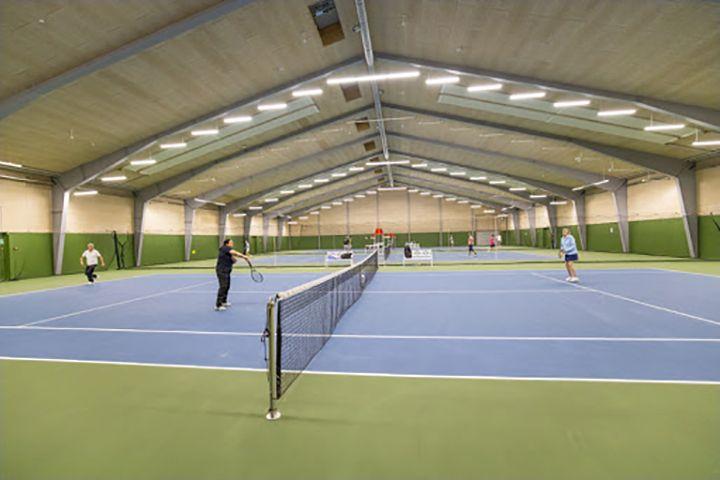 Billede til Øresund Tennis