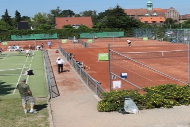 Billede til Tennis arrangementer