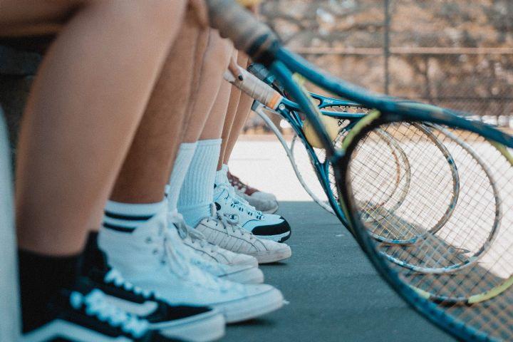 Billede til Tennis camp uge 42