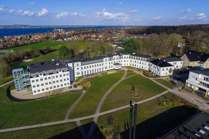 Billede til Stenhus Tennis College