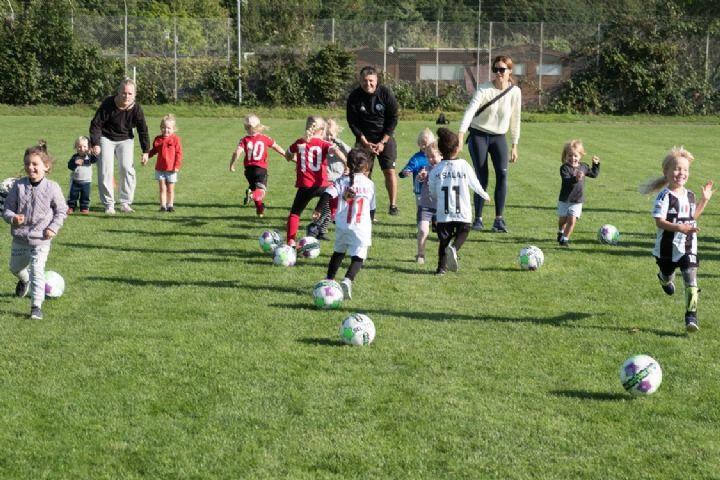 Billede til Fodbold U4 - U19