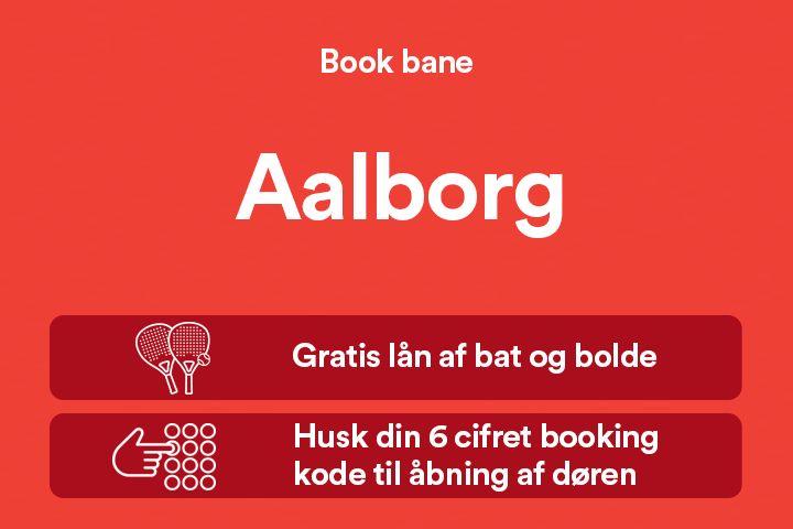 Billede til Banebooking Aalborg
