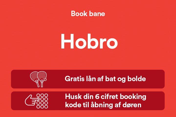 Billede til Banebooking Hobro