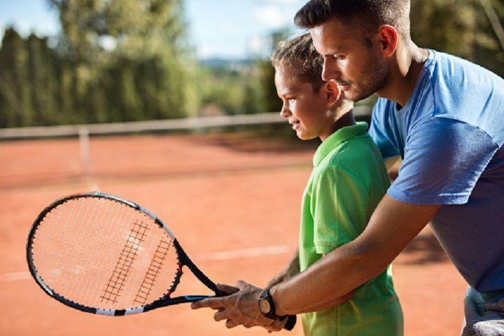 Billede til Tennis træningstilbud