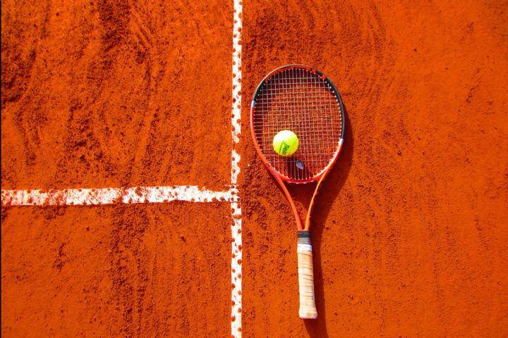 Billede til Hold til tennistræning