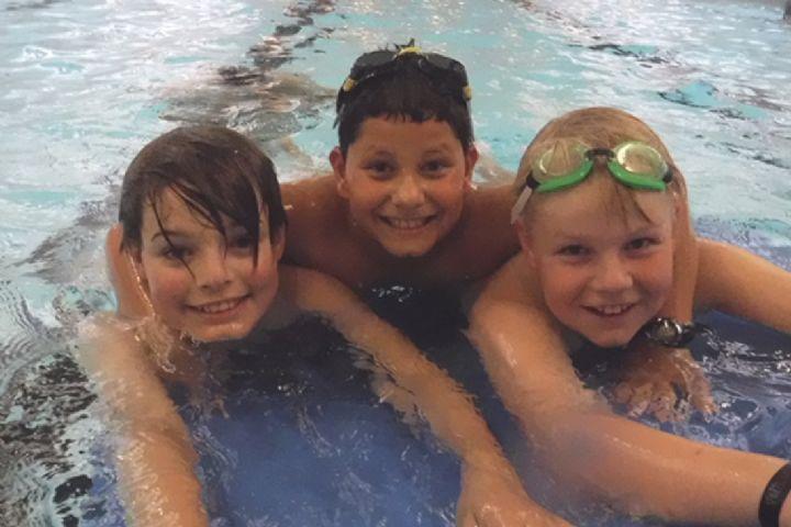 Billede til Svømning