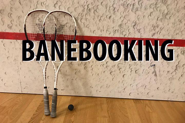 Billede til BANEBOOKING