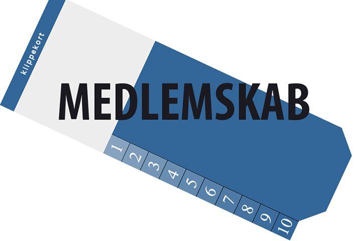 Billede til KLIPPEKORT/MEDLEMSKABER