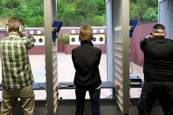 Billede til Baner til Pistol
