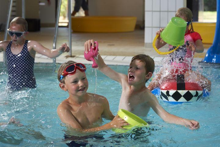 Billede til Børnebassin i Lyseng Svømmebad