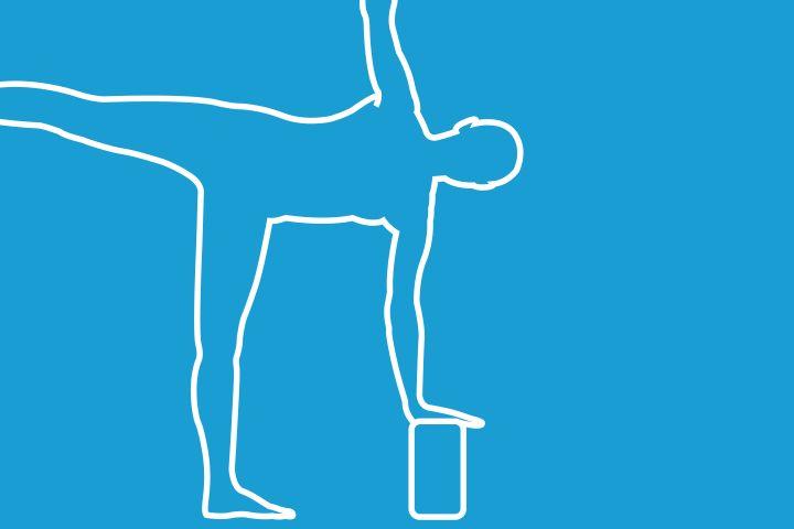 Billede til Iyengar Yoga klasser
