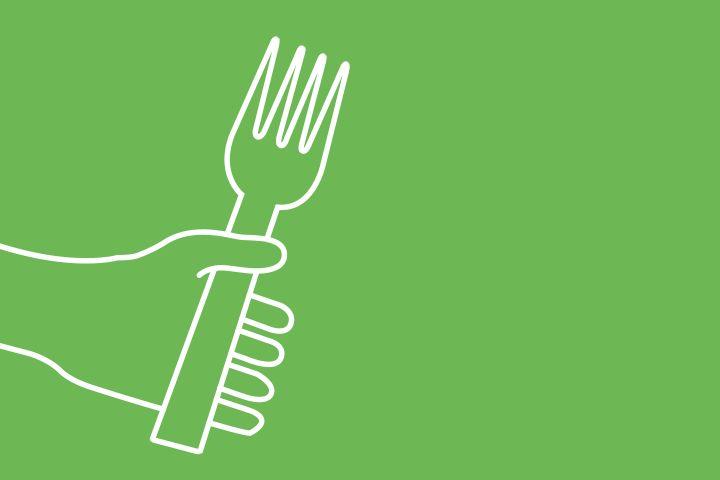 Billede til Vegetariske måltider